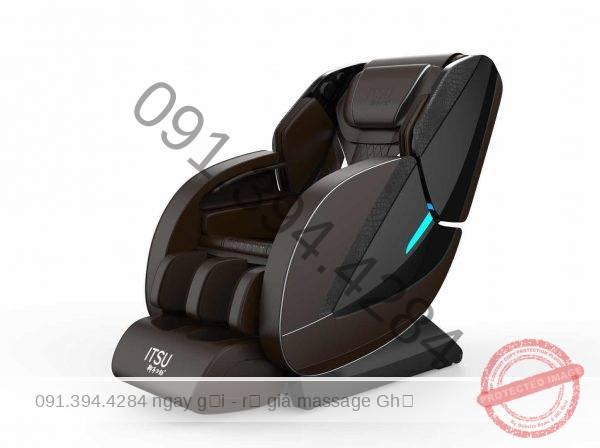 Ghế massage Itsu Su 550 - gọi ngay 091.394.4284